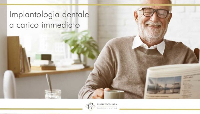 Implantologia dentale a carico immediato - Francesco Saba